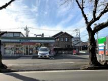ファミリーマート ふじみ野さくら通店