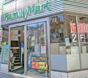 ファミリーマート 新橋駅西店