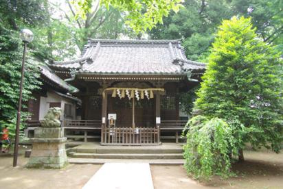 天祖神社社務所の画像1