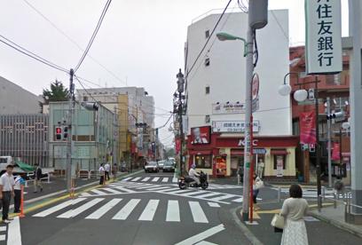 成城学園前駅の画像2