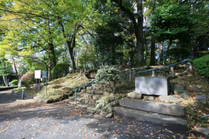 世田谷城阯公園の画像1