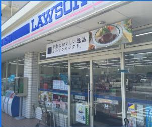 ローソンJR茨木東口店の画像1