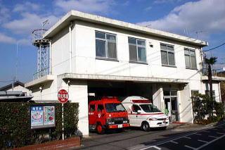 世田谷消防署上北沢出張所の画像1