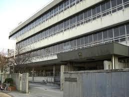 茨木市立東雲中学校の画像1