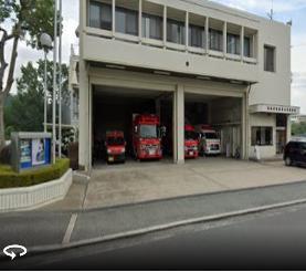 茨木市消防署山手台分署の画像1