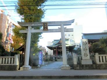 柏神社の画像1