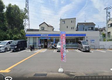 ローソン 茨木郡山二丁目店の画像1