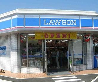 ローソン L 六反畑の画像1