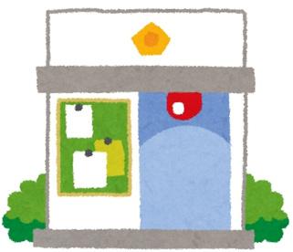 城東警察署 中浜交番の画像1