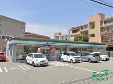 ファミリーマート 豊中上新田四丁目店の画像1