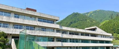 飯能市立名栗中学校の画像1