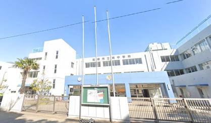 船橋市立旭中学校の画像1