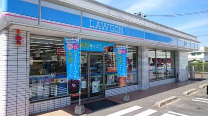 ローソン 福山新涯町三丁目店の画像1