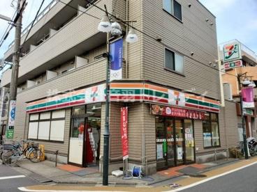 セブンイレブン 練馬中村橋駅北店の画像1