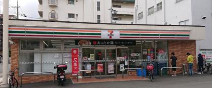 セブンイレブン大阪南住吉1丁目店の画像1