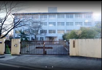京都市立竹の里小学校の画像1