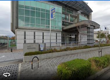 茨木市立 南市民体育館の画像1