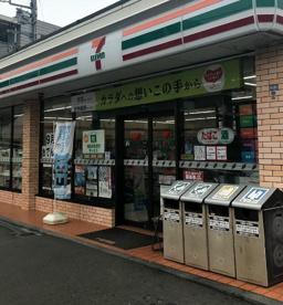 セブンイレブン 横浜笹堀店の画像1