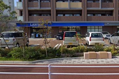 ローソン 新潟東万代町店の画像1