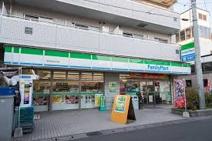 ファミリーマート 柿生駅北口店