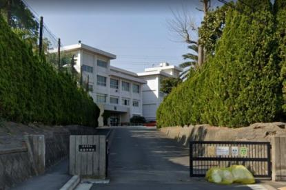 横須賀市立衣笠中学校の画像1