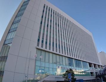 横浜市戸塚区役所の画像1