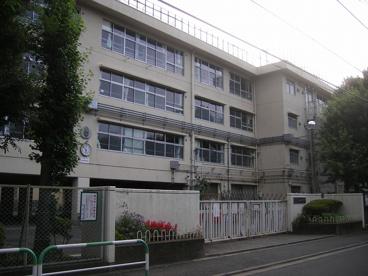 上祖師谷中学校の画像2
