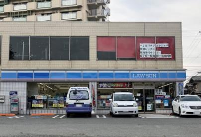 ローソン 北区鈴高前店の画像1