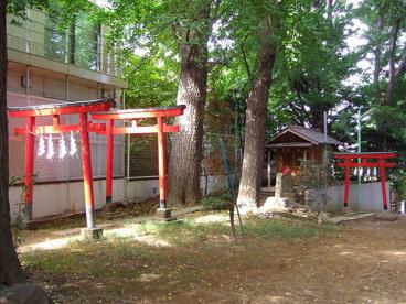 松羽稲荷神社の画像1