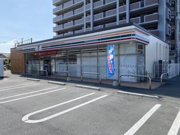 セブンイレブン 熊本城山半田店の画像1