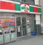 サンクス大久保通り店