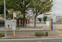 大阪シティバス「六反東公園」停留所