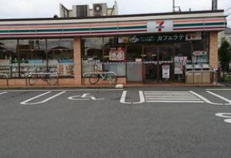 セブン-イレブン 練馬大泉学園小前店の画像1