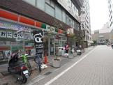 サンクス 町田鶴川駅北店