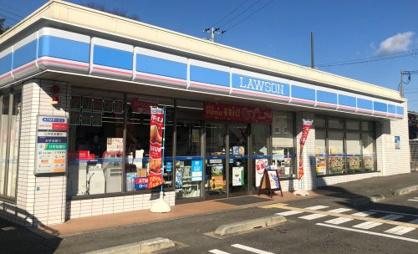 ローソン神戸谷上東町店の画像1
