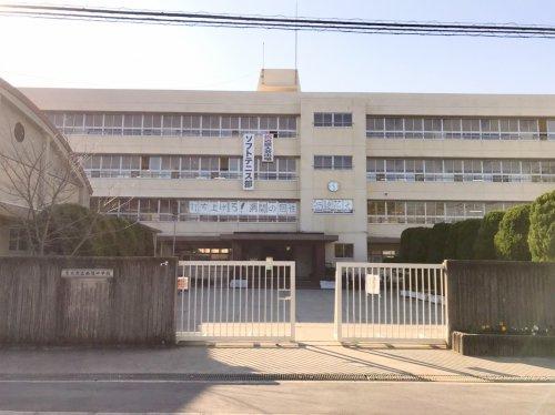 茨木市立 西陵中学校の画像