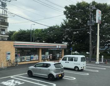 セブン-イレブン 横浜原宿4丁目店 の画像1