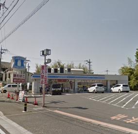 ローソン 京都城陽郵便局前店の画像1