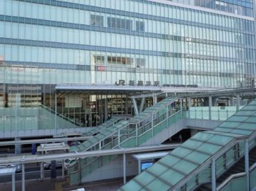 横浜線「新横浜」駅の画像1