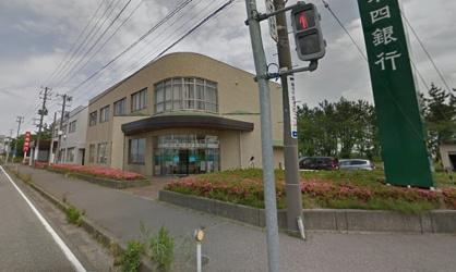 第四北越銀行新潟東港支店の画像1