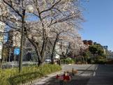プチ広場(中央区立両国橋際児童遊園)