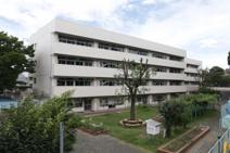 獅子ケ谷小学校