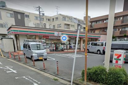 セブンイレブン横浜狩場町店 の画像1