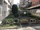 小石川三丁目緑地 飛び地