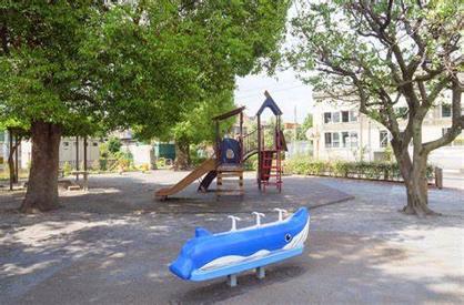 すずかけ児童遊園の画像1