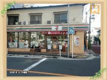 セブンイレブン二俣川店