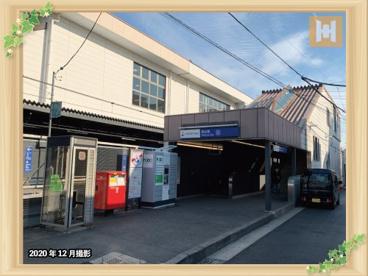 西谷駅の画像1