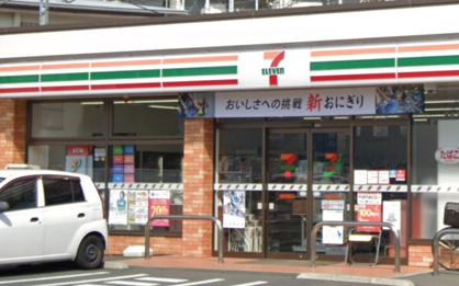 セブンイレブン 横浜戸塚矢部町北店の画像1