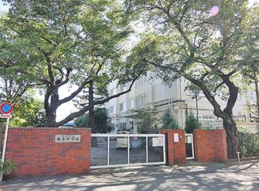 中野区第五中学校の画像1