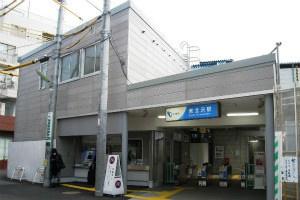 東北沢駅の画像1
